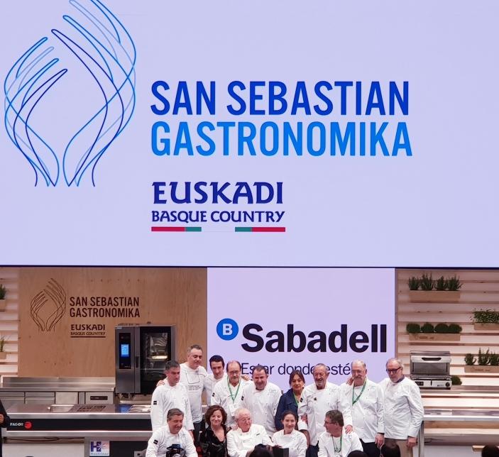 San Sebastián Gastronómika - Chefs